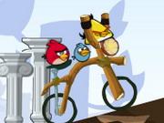 juegos de chicas,Angry Birds La Venganza en Bici