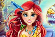 juegos de chicas,Ariel Real Haircuts