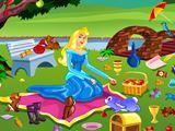 Aurora Ordena el Picnic