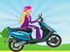 juegos de chicas,Barbie Paseo en Moto  – Barbie Ride
