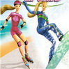 Barbie Snowboard