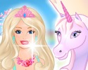 Barbie y el Unicornio