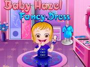 Bebé Hazel Vestido de Lujo