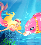 juegos de chicas,Delfines de la Sirena