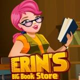 juegos de chicas,Erin en la Libreria