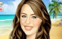 Maquilla a las famosas – Miley Cyrus
