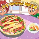 juegos de chicas,Mi Pizza Favorita