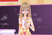 Vestir como mi Profesora