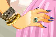 juegos de chicas,estilos de manicura