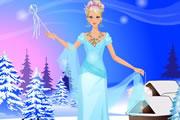 la princesa del invierno