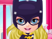 Baby Barbie Superhero
