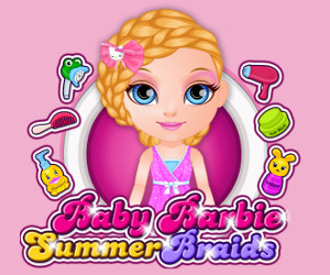Barbie Bebe Peinados Varios