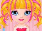 Bebé Barbie Peinados