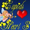 Corazones de Cupido