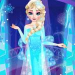 Elsa Prom Makeover