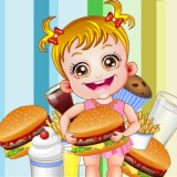 Hamburguesa para Niños Shop