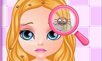 Los Piojitos Atacan a Bebe Barbie