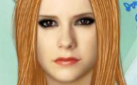 Maquilla a las famosas – Avril Lavigne