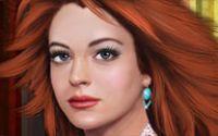 Maquilla a las famosas – Lindsay Lohan