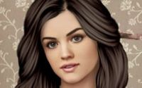 Maquilla a las famosas – Lucy Hale