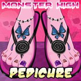 Monster High Pedicura
