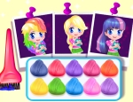 My Little Pony Hairstyles
