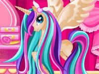 Peina a la Princesa Pony
