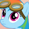 Rainbow Dash de My Little Pony
