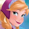 Vestir a Frozen Anna