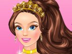 Viste a la Princesa Artista